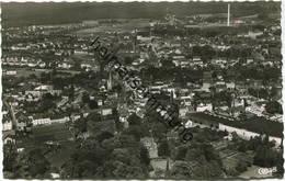 Hilden - Luftaufnahme - Foto-AK 50er Jahre - Cramers Kunstanstalt Dortmund - Hilden