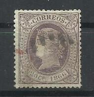 ESPAÑA EDIFIL 86 - 1850-68 Reino: Isabel II