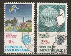 Indonesia 1983 Communications Obl - Indonesië
