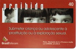Yeux Oeil  Télécarte Phonecard  (G 558) - Brésil