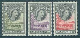 BECHUANALAND - MVLH/*. - 1954 - LANDSCAPE COWS - Yv 100-102 -  Lot 18427 VERY LIGHT HINGED - Bechuanaland (...-1966)