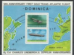 DOMINICA YVERT H/B  48  MNH  ** - Dominica (1978-...)