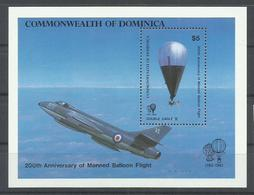 DOMINICA YVERT H/B  83  MNH  ** - Dominica (1978-...)