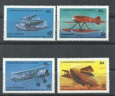 DOMINICA YVERT  771/74   MNH  ** - Dominica (1978-...)