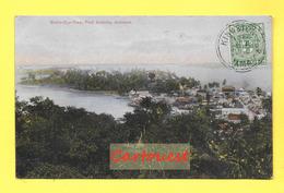 CPA  ¤¤ ANTILLES ¤¤ Jamaica ¤¤ Bird's Eye View, Port Antonio - Jamaïque