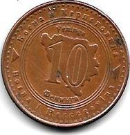 *bosnia  10 Feninga  1998  Km115 - Bosnie-Herzegovine