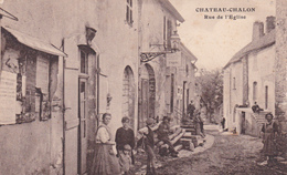 Chateau Chalon - Autres Communes