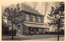 SELTENE ALTE AK   MEERSEL-DREEF / Belgien - Cafe't Hof Van Holland - Gelaufen 1920 Ca. - Hoogstraten