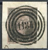 Preußen Michel 2 Mit Nummernstempel 1134 Perleberg (2-237) - Preussen