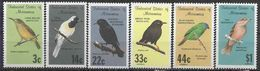 1988 MICRONESIE 50-52+ PA 32-34** Oiseaux - Micronésie