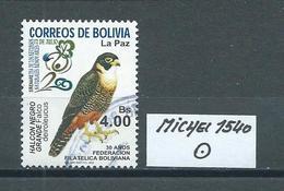 BOLIVIEN MICHEL 1540 Gestempelt Siehe Scan - Bolivien