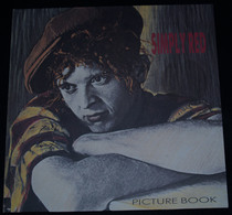 """SIMPLY RED – """"Picture Book"""" – LP – 1985 – 960 452-1 – ELEKTRA/WEA – Made In Germany - Rock"""