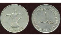 EMIRATS ARABES 1 Dirham 1984 - Emirats Arabes Unis