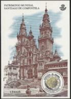 Espa�a 5210 ** HB. Compostela. 2018 - 1931-Tegenwoordig: 2de Rep. - ...Juan Carlos I
