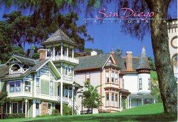 SAN DIEGO CARTOLINA 1189 - San Diego