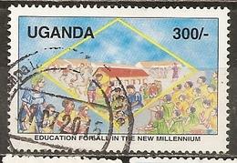 Uganda 2000 Education Obl - Uganda (1962-...)