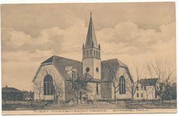 OKLA - GUTHRIE - First Presbyterian Church - Guthrie