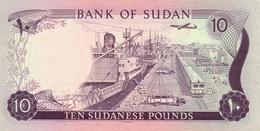 SUDAN P. 15c 10 P 1980 AUNC - Soudan
