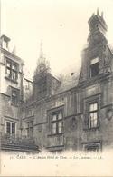 CAEN .  L'ANCIEN HOTEL DE THAN - LES LUCARNES   . CARTE NON ECRITE - Caen