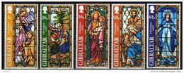 Gibraltar 1997 Yvertn° 817-21 *** MNH Cote 9 Euro Noel Kerstmis Christmas - Gibraltar