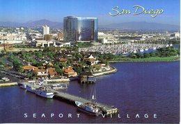 SAN DIEGO CARTOLINA 1197 - San Diego