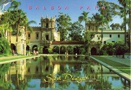 SAN DIEGO CARTOLINA 1198 - San Diego