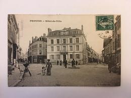 Provins - Hotel De Ville - Provins