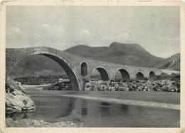 D1446 Shkodër Chkodra Ura E Mesit Bridge - Albania