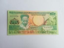 SURINAME 25 GULDEN 1986 - Surinam