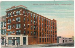 KANSAS - HUTCHINSON - Chalmer's Hotel - Etats-Unis