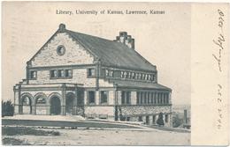 KANSAS - LAWRENCE - University - Lawrence