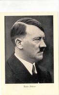 """Propaganda Karte ,  """" Unser Führer """" Der Führer Spricht In Linz / Donau - Weltkrieg 1939-45"""