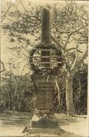 Nouvelles Caledonie New Caledonia Carte Postale Photo Monument Morts Grande Guerre Noumea Neuve BE - Nouvelle-Calédonie