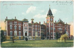 KANSAS - LEAVENWORTH - St Mary's Academy - Etats-Unis