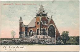 KANSAS - LEAVENWORTH - Chapel - Etats-Unis