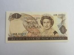 NUOVA ZELANDA 1 DOLLAR - Nuova Zelanda