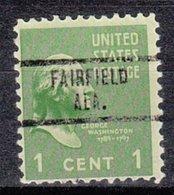 USA Precancel Vorausentwertung Preo, Locals Alabama, Fairfield 734 - Etats-Unis