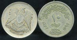 EGYPTE 10 Piastres 1392 1972 - Egypte