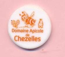 AC -A1425 Et A 1426 - Publicité - Jeton De Caddie Domaine Apicole De Chezelles - Jetons De Caddies