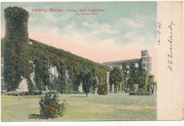 KANSAS - LANSING - Penitentiary - Etats-Unis