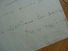 Mary MAC CORMICK (1887-1984) Artiste Lyrique SOPRANO Polonaise. OPERA Comique. AUTOGRAPHE McCormik - Autógrafos