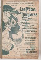 (GEO) LES P' TITES OUVRIERES , Paroles BENECH , Musique BERNIAUX , Illustration GUIMINEL - Partitions Musicales Anciennes