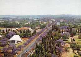 1 AK Simbabwe Rhodesia * Blick Auf Salisbury (bis 18. April 1982 Salisbury) Heute Harare Die Hauptstadt Von Simbabwe - Zimbabwe