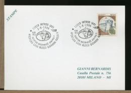 INTROD - PAPA GIOVANNI PAOLO II - JAN PAWEL - Wojtyła - Apertura CASA MUSEO - Papi