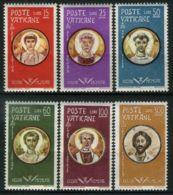VATICAN ( POSTE ) : Y&T N°  274/279  TIMBRES  NEUFS  SANS  TRACE  DE  CHARNIERE . - Vatican