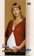 Femme Enceinte Télécarte Phonecard  (G 563) - Brésil