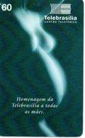 Femme Enceinte Télécarte Phonecard  (G 564) - Brésil