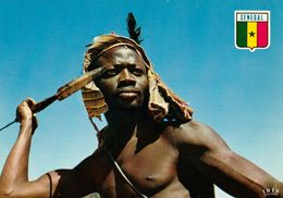 1 AK Senegal * Danse Diola - Diolatanz - IRIS Karte Nummer 6405 * - Senegal