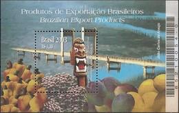 BRAZIL - SS BRAZILIAN EXPORT PRODUCTS 2003 - MNH - Brasil