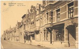 Nieuport NA57: Rue Du Marché 1933 - Nieuwpoort